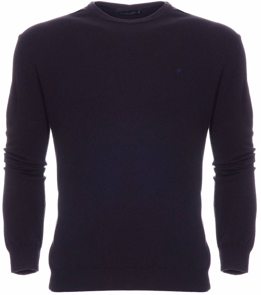 Preview with Zoom. Brooksfield. Cashmere Wool Blend Mens Crew Neck Sweater  ... 1d963c7c891
