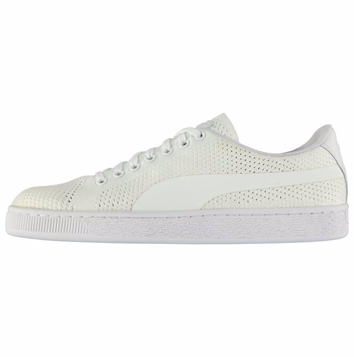 best sneakers 525f5 a70ce Basket Classic Evoknit Mens Trainers