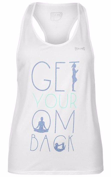 cd98c4641627 USA Pro Boyfriend Tank Top Ladies