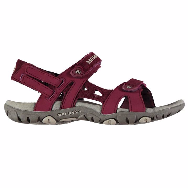 6c58d24aa644 Merrell Sandspur Convertible Ladies Walking Sandals