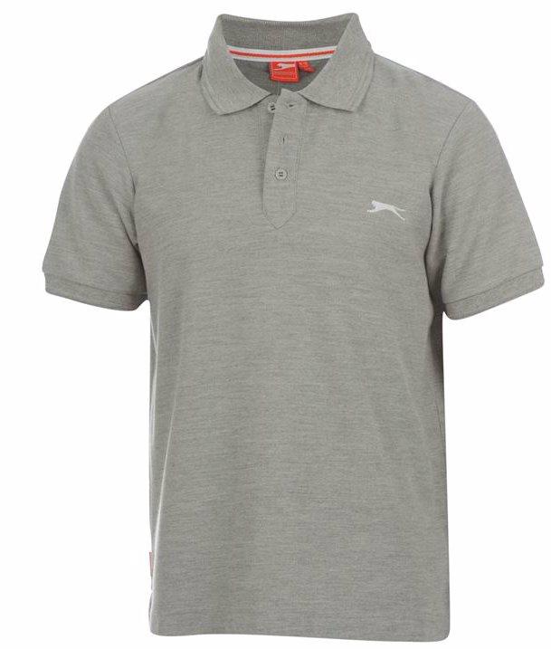 b1616bba1 NZSALE | Slazenger Plain Polo Shirt Junior