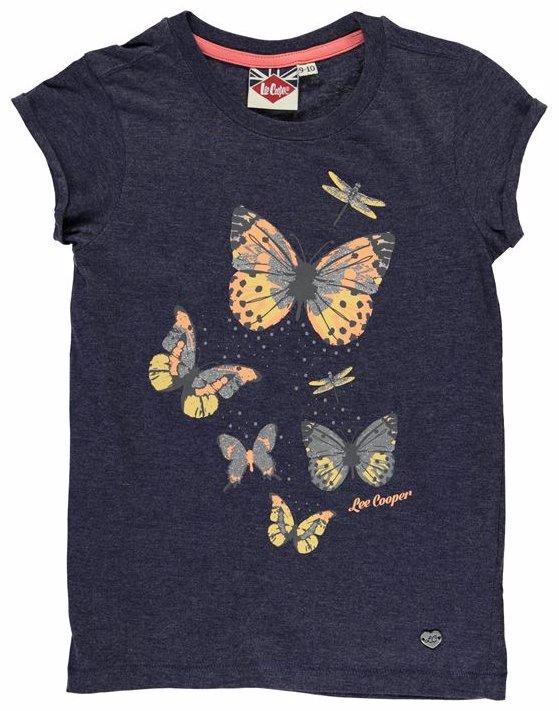 934c5d65e OZSALE   Lee Cooper Graphic T Shirt Junior Girls