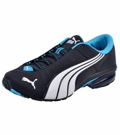 Puma Men's Jago Ripstop II DP Mesh Running Shoes
