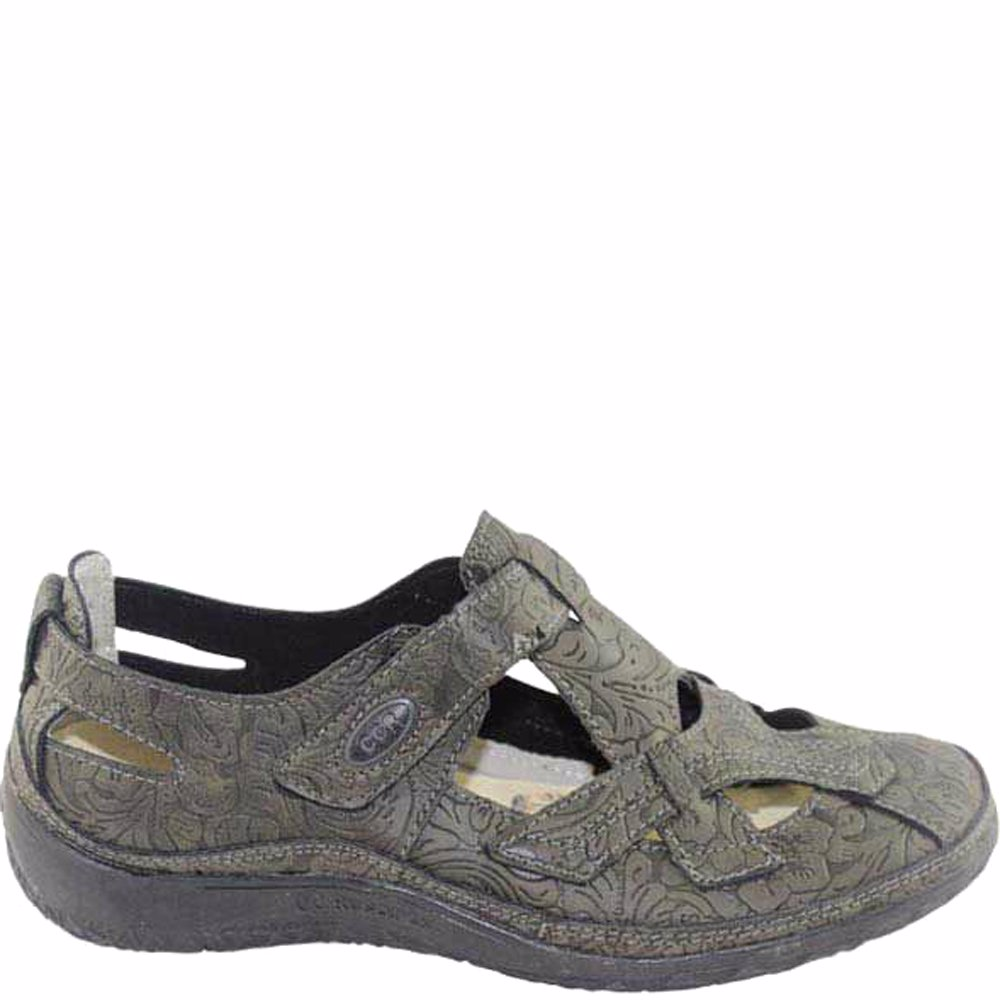 17290d994d19 Preview with Zoom. CC Resorts. Black Jackie Print Casual Shoes