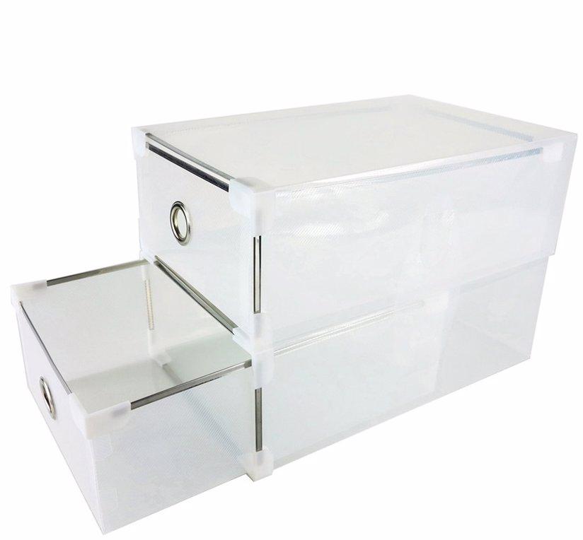 e585c3886 BuyInvite | Womens Transparent Shoebox-Transparent-S