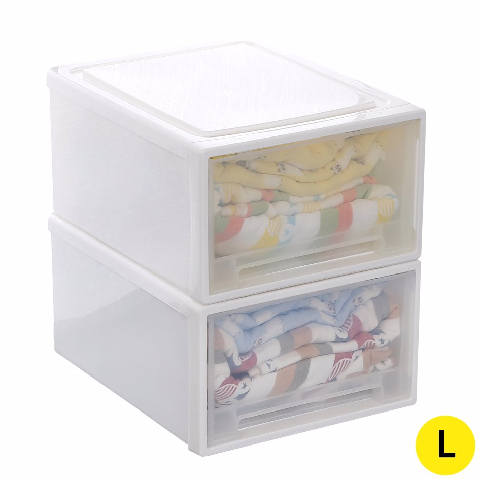 storage online buylike pdp like it john clear johnlewis at com lewis plastic drawers rsp drawer stacking main