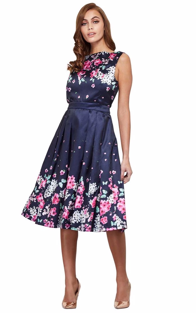 9a2cf3c05f33 DealsDirect | ISKA Dress Prom Navy