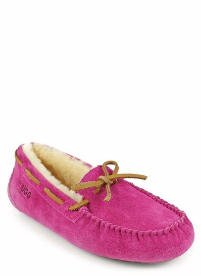 b9a172173a7 Ever UGG Classic Lace Moccasins #11613 Rose AU Ladies 4 / AU Men 2 / EU 35