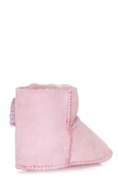 2b6a691a003 Ever UGG Australian Sheepskin Baby Erin Bootie Cradle #11501 Pink L