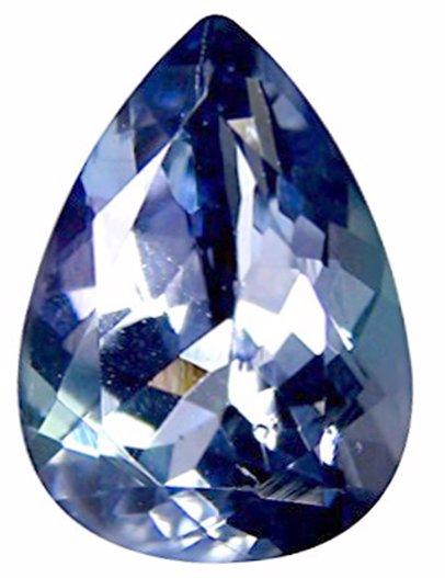 b9248697e BuyInvite | Georgiadis Gemstone 0.40ct Natural Pear Facet Cut Light ...