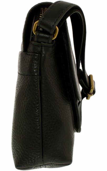08fb524c1 MYSALE | Fossil Women's Small Kinley Crossbody Leather Cross Body Bag  Satchel Black