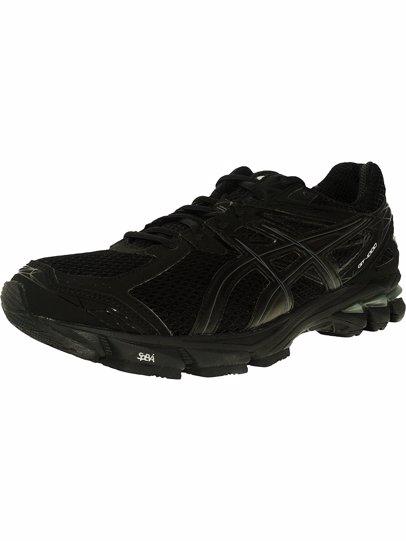 8ceecc8b48 BuyInvite | Asics Asics Men's Gt-1000 3 Black/Onyx/Lightning Ankle ...
