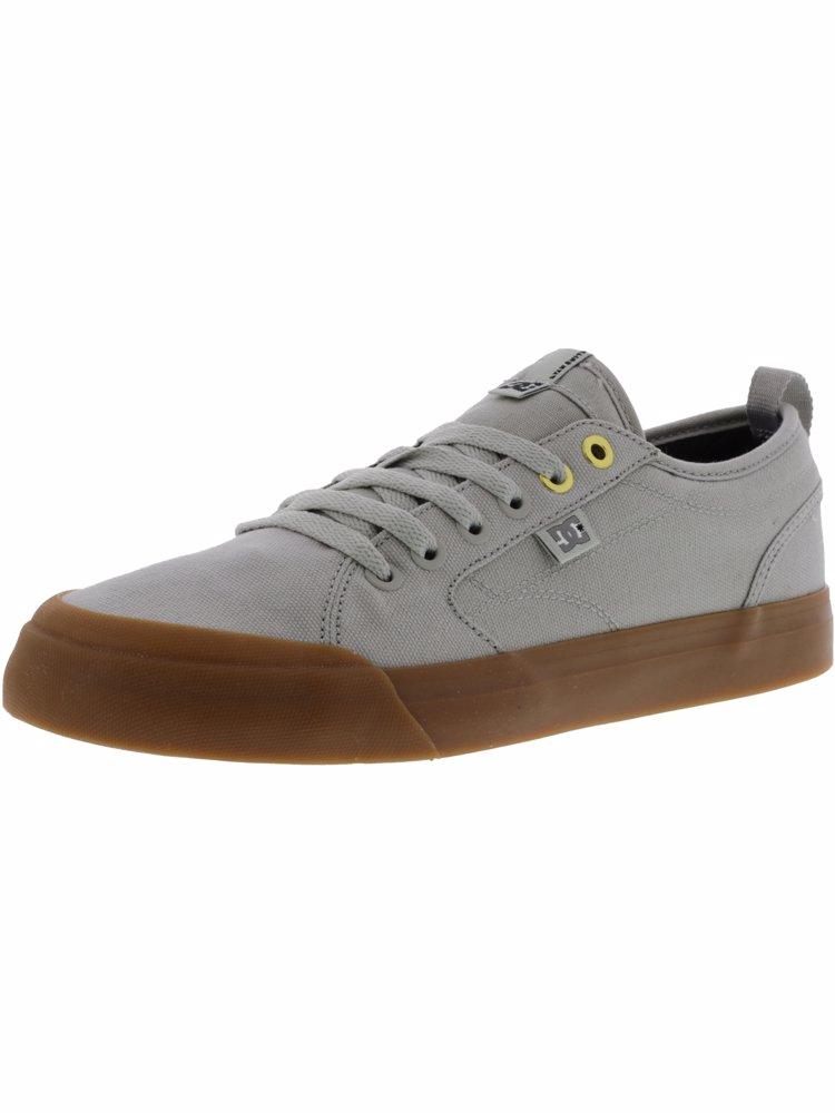 Gum Ankle-High Canvas Skateboarding Shoe