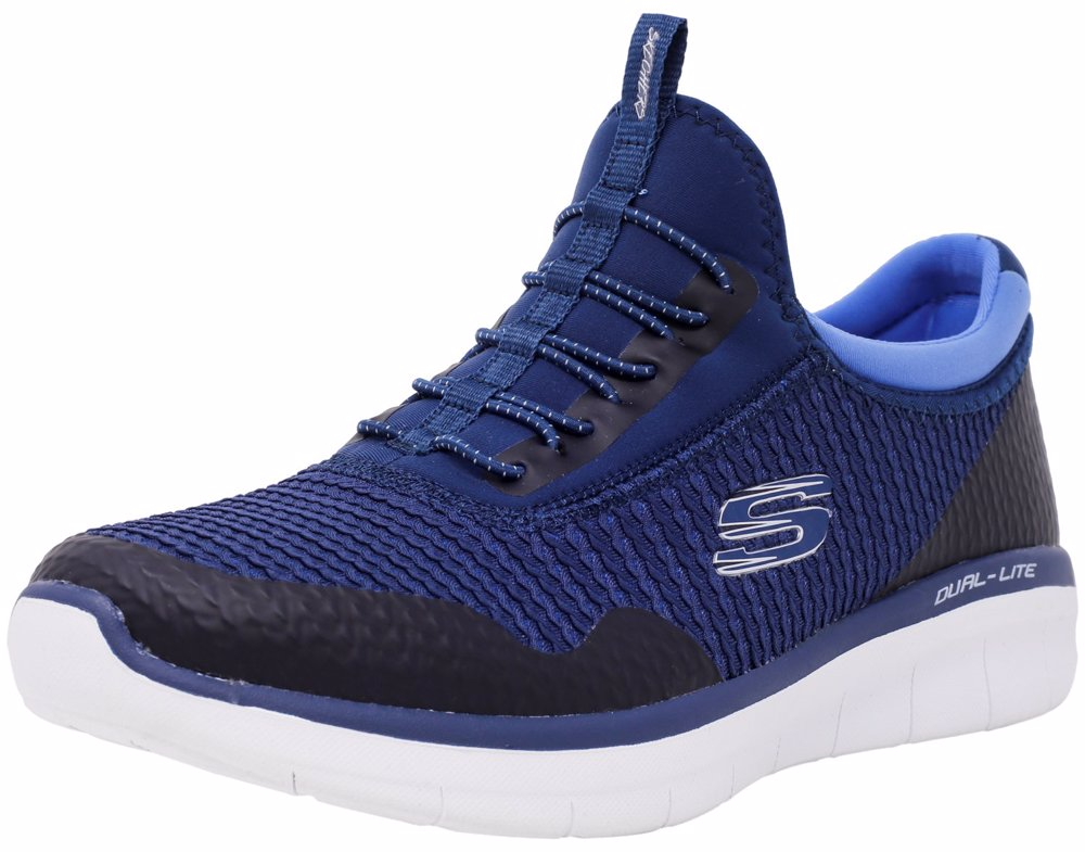 6ac609673510e Womens Synergy 2.0 - Mirror Image Navy/Blue Training Shoes