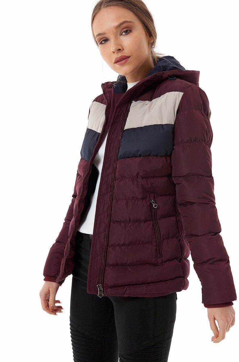 4121b1442c BuyInvite | Jimmy Sanders Womens Jacket Bordeaux