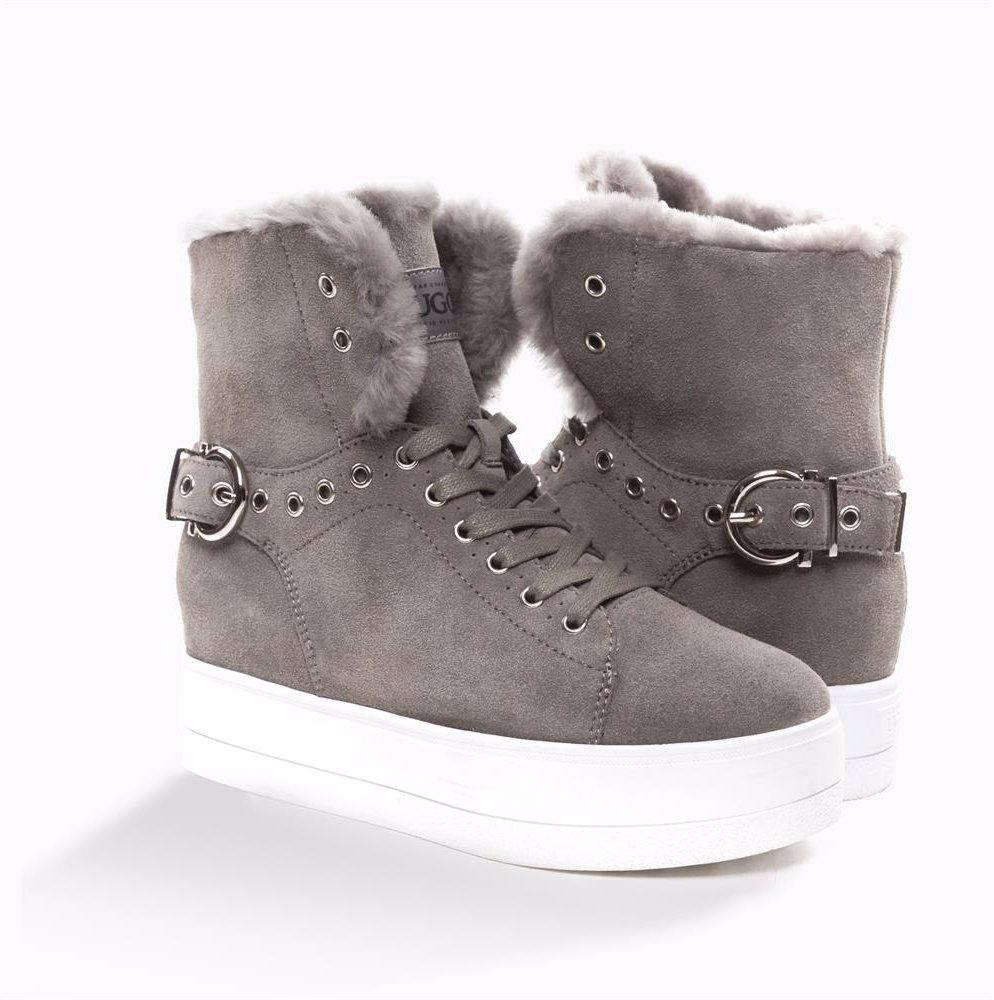 94fee0b100c BuyInvite | Ozwear Ugg Ugg Elena High Top Sneakers
