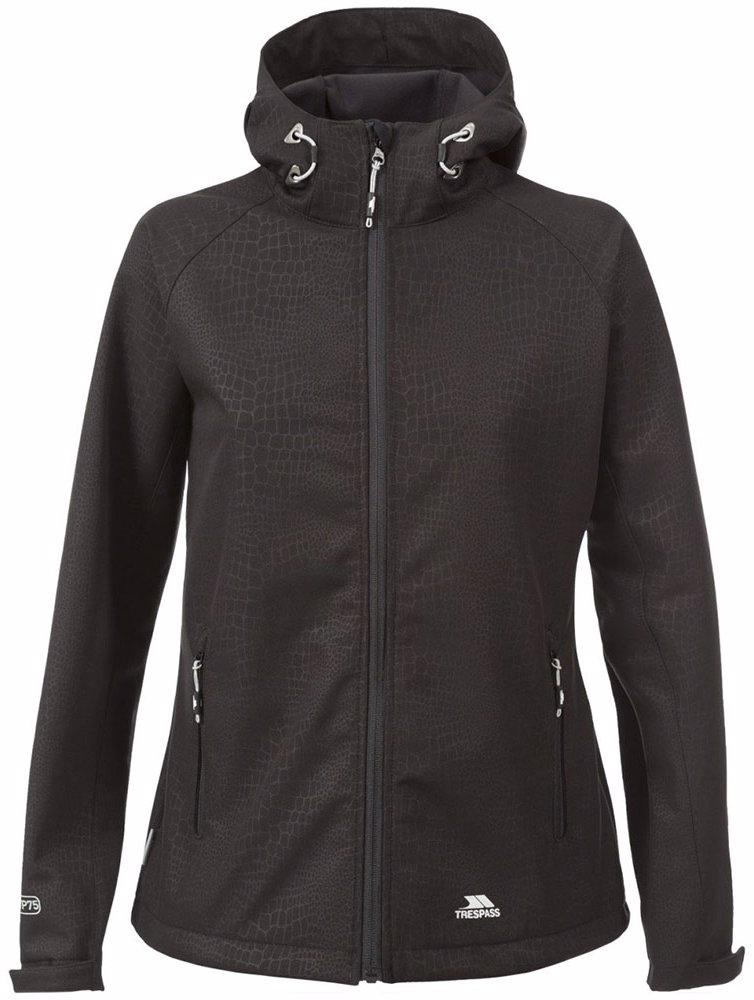 bd90e41a130c BuyInvite | Trespass Womens Cheska Womens Softshell Jacket Black