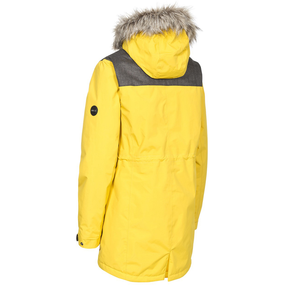 Trespass Womens Garner DLX Waterproof Parka
