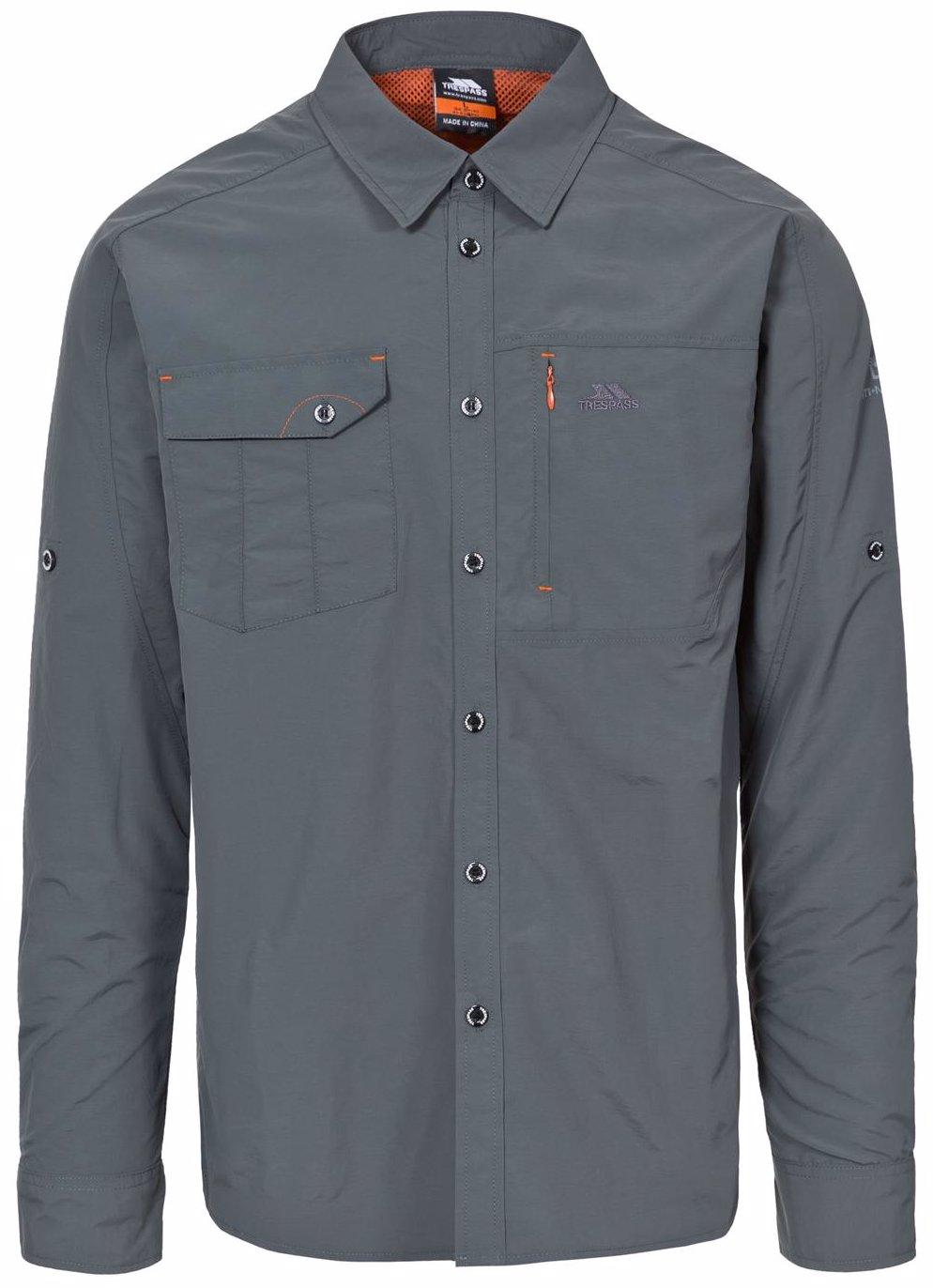 f8de5b778530 Woven Darnet - Male Ls Shirt Moskitophobia