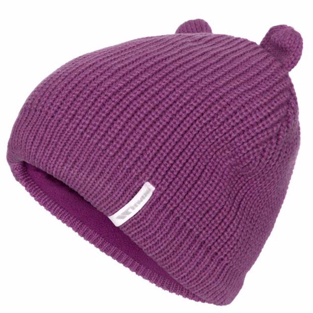 94299176 NZSALE | Trespass Kids Toot Kids' Knitted Beanie Plum