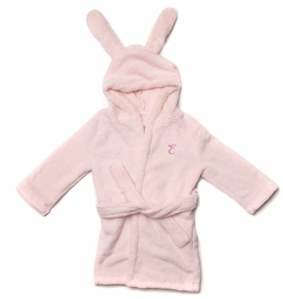 c873db5b IdentityDirect | Personalised Kid's Robes 1-2 Years Bunny Dressing Gown