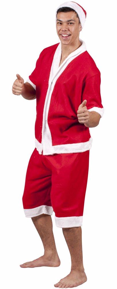 f1b0437d37da Preview with Zoom. Christmas. Summer Santa Suit Fleece 4Pc