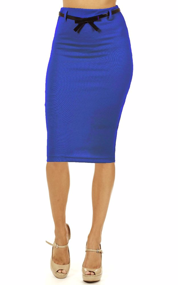560dc4f74 Pencil Skirt Above Knee | Saddha