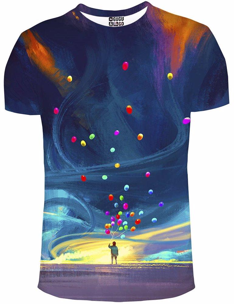 95f6162e94 T-Shirt Colorfull Baloons