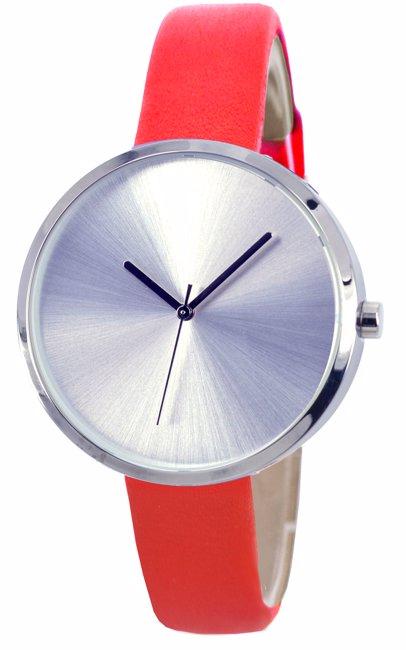 d3adbc3ec7596 BuyInvite | Dw By Divine Ladies Silvertone Watch Round Face Silver ...