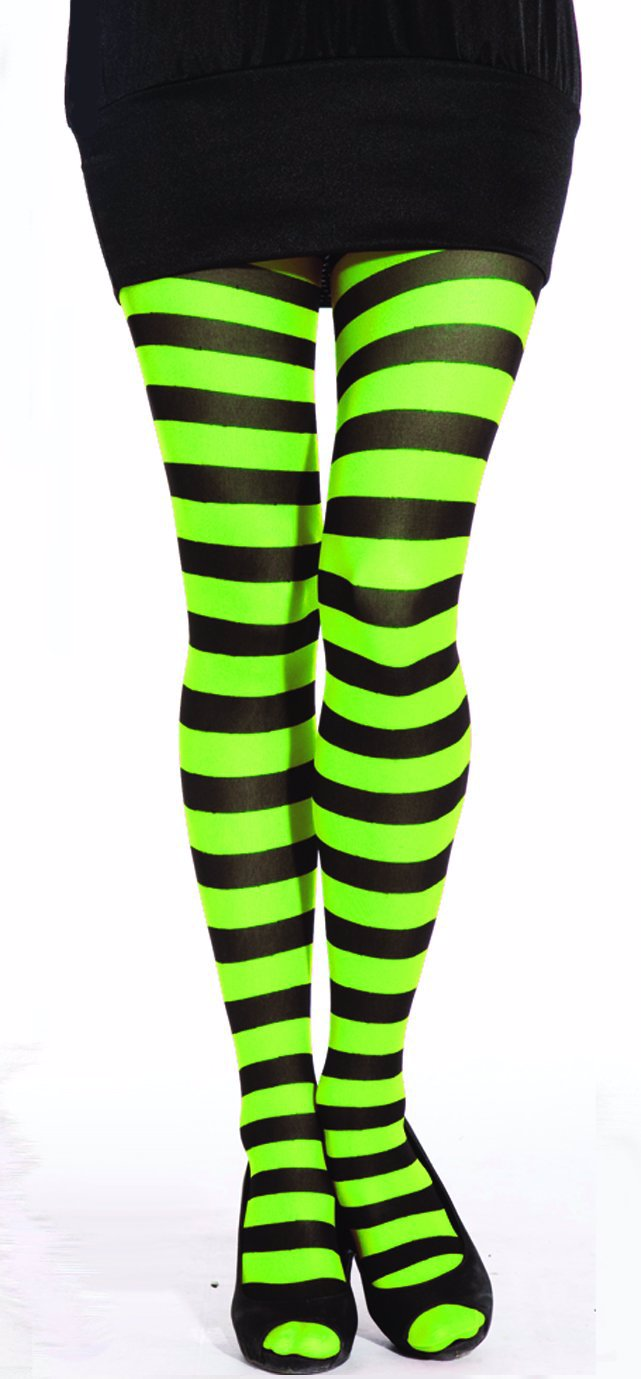 a6faf645ac0d9 SINGSALE | Pamela Mann Twickers Tights Fluorescent Green
