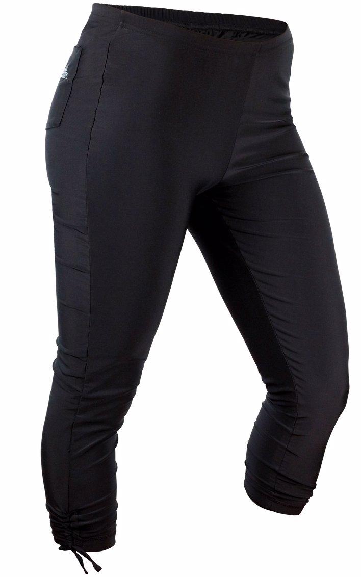 68d2e6d3b09 www.mysale.ph — UV Skinz Womens Sun Leggingz - Black
