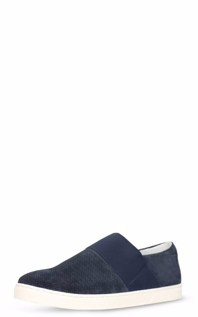 d7bcd17c77946 BuyInvite | Gino Rossi Leather Loafer Navy Blue