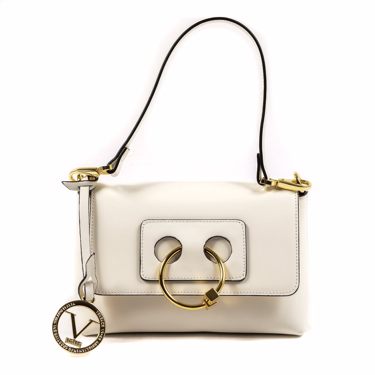 M5a79f2518df470b8d4446489 new products c676f c2066  www.mysale.my — Versace  1969 Abbigliamento Sportivo SRL Milano Ita Leather Shoulder Bag ... ecebe35ee3eee
