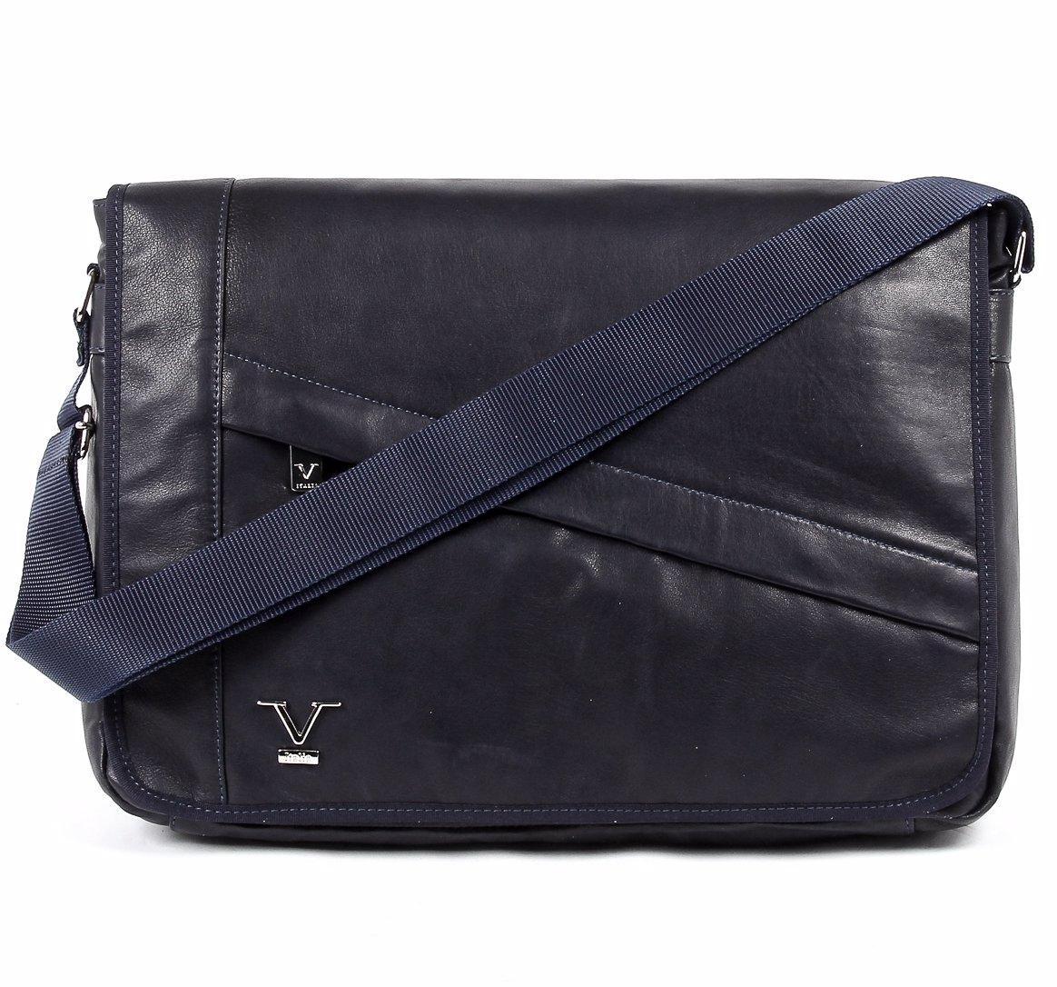 76917aec83 Preview with Zoom. Versace 1969 Abbigliamento Sportivo SRL Milano Ita. Men s  Leather Bag ...
