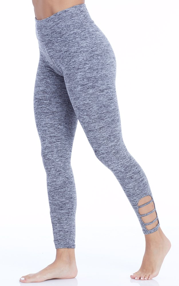 07a874c5b64849 MYSALE | Balance Collection by Marika Scout Strappy Leggings Heather ...