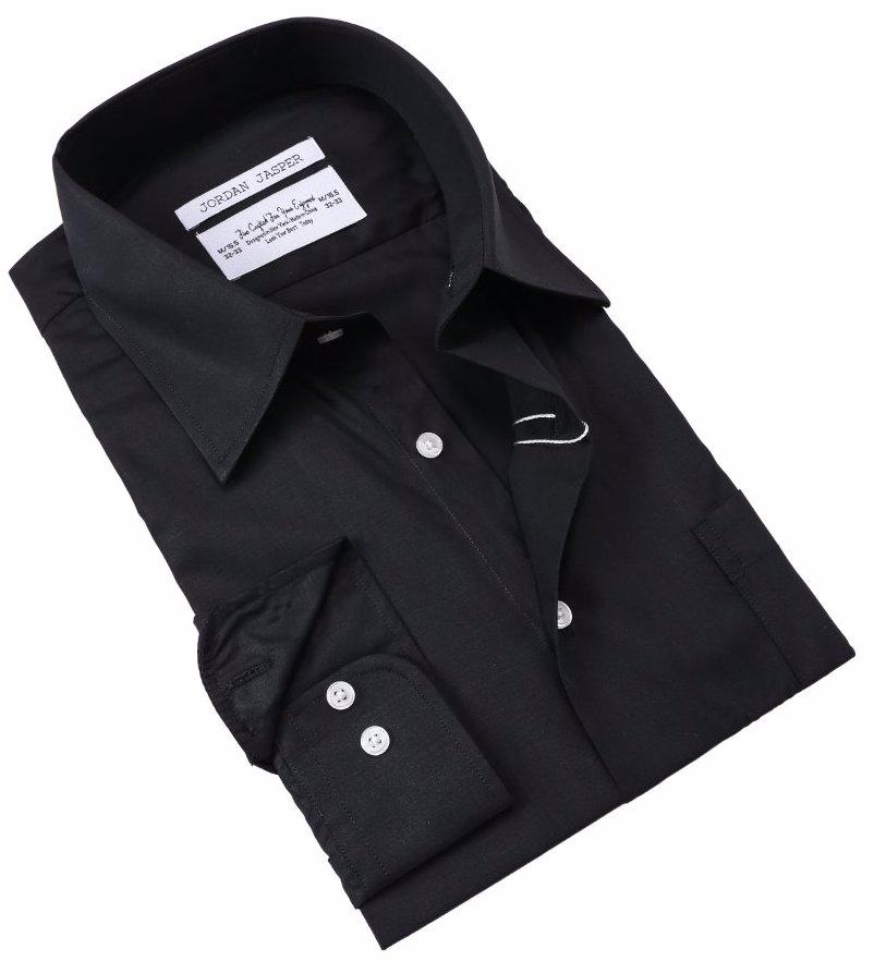 Jordan Jasper Canarsie Dress Shirt Black