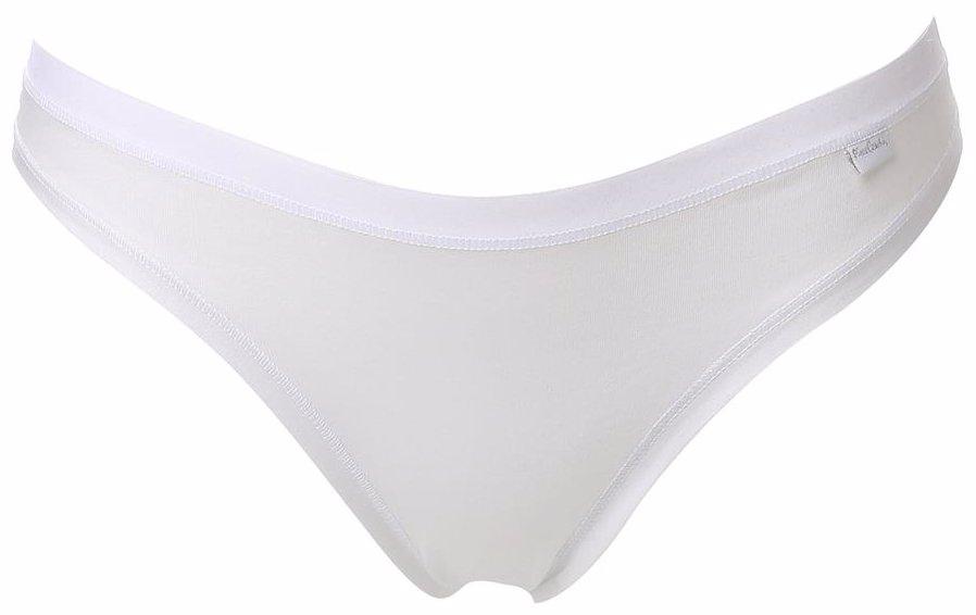 f7b2e759d39817 DealsDirect | Pierre Cardin Womens Brazilian Panty White