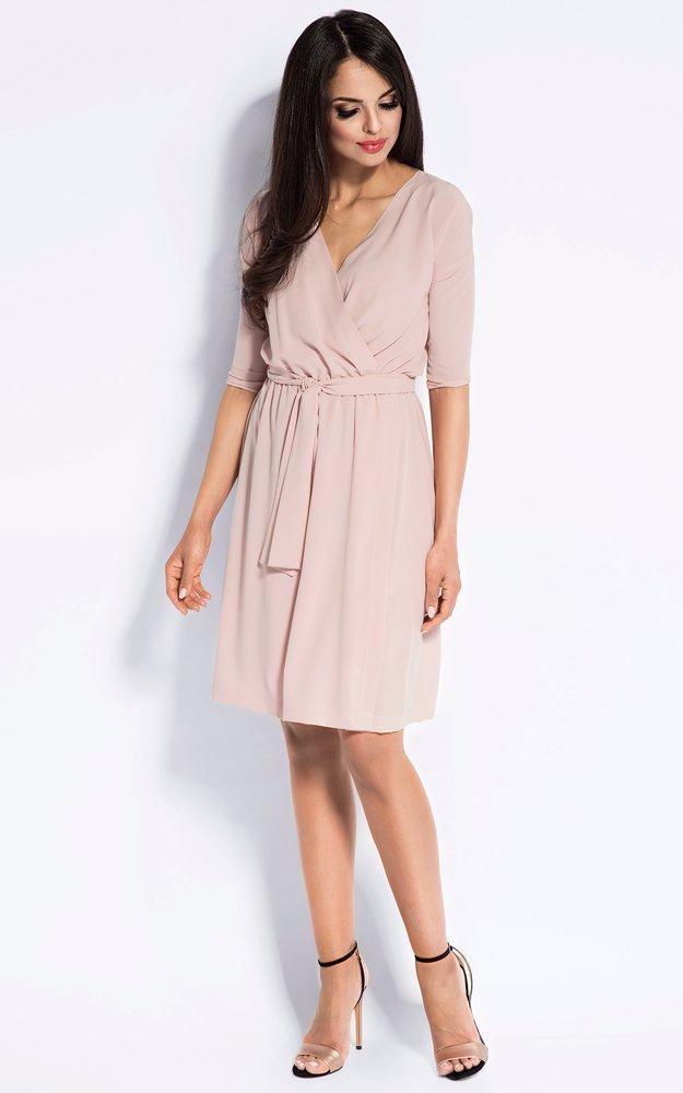 5ced9146d NZSALE | Dresses We Love Wrap Dress Powder Pink