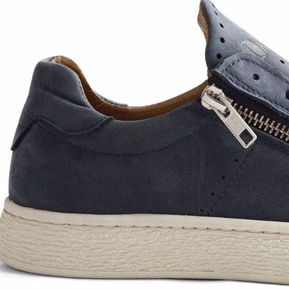 Ladies G Leoni Lady Blue Sneaker