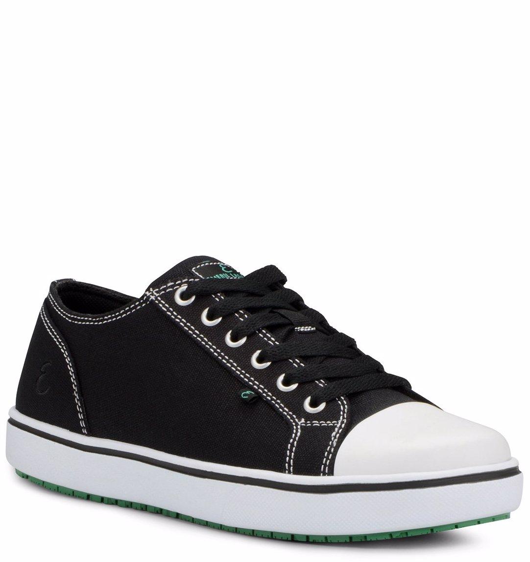 www emeril lagasse women s sneaker black white