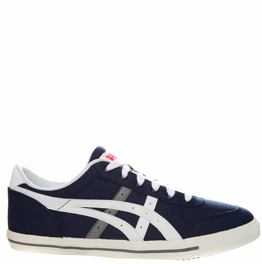 best sneakers ddda6 1b601 OZSALE | Onitsuka Tiger Aaron Gs Sneakers Navy