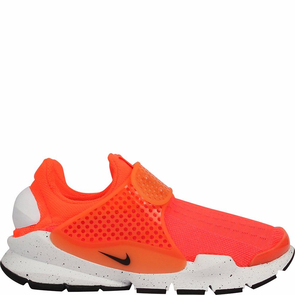 new arrival 08550 f4f2a Sock Dart Se Sneaker Orange White