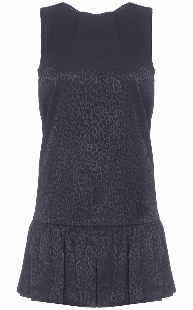 338263355cc14 BuyInvite | Juicy Couture Mini Leopard Jacquard Dress