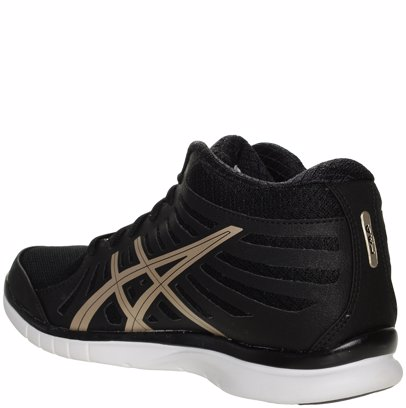 7ad1758f3e4 MYSALE | Asics Womens Ayami Motion MT Sneakers Black