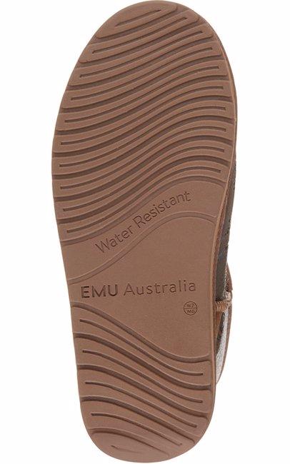 14421c803f1 Womens Suede & Australian Merino Wool Stinger Print Lo