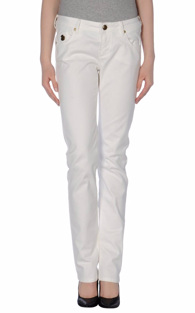 low priced d60d3 3802a Casual Trousers White