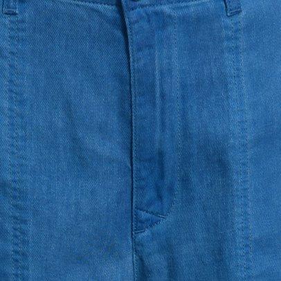 e8e56fae0 Wave Culottes Blue Denim