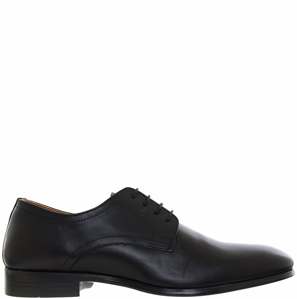 bee35235772c BuyInvite | Red Tape Black Leather Silwood Formal Shoes
