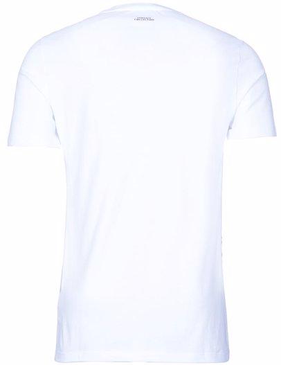www.singsale.com.sg — Versace Collection Medusa Large Logo Side Print T-Shirt  White ec96a8ed167