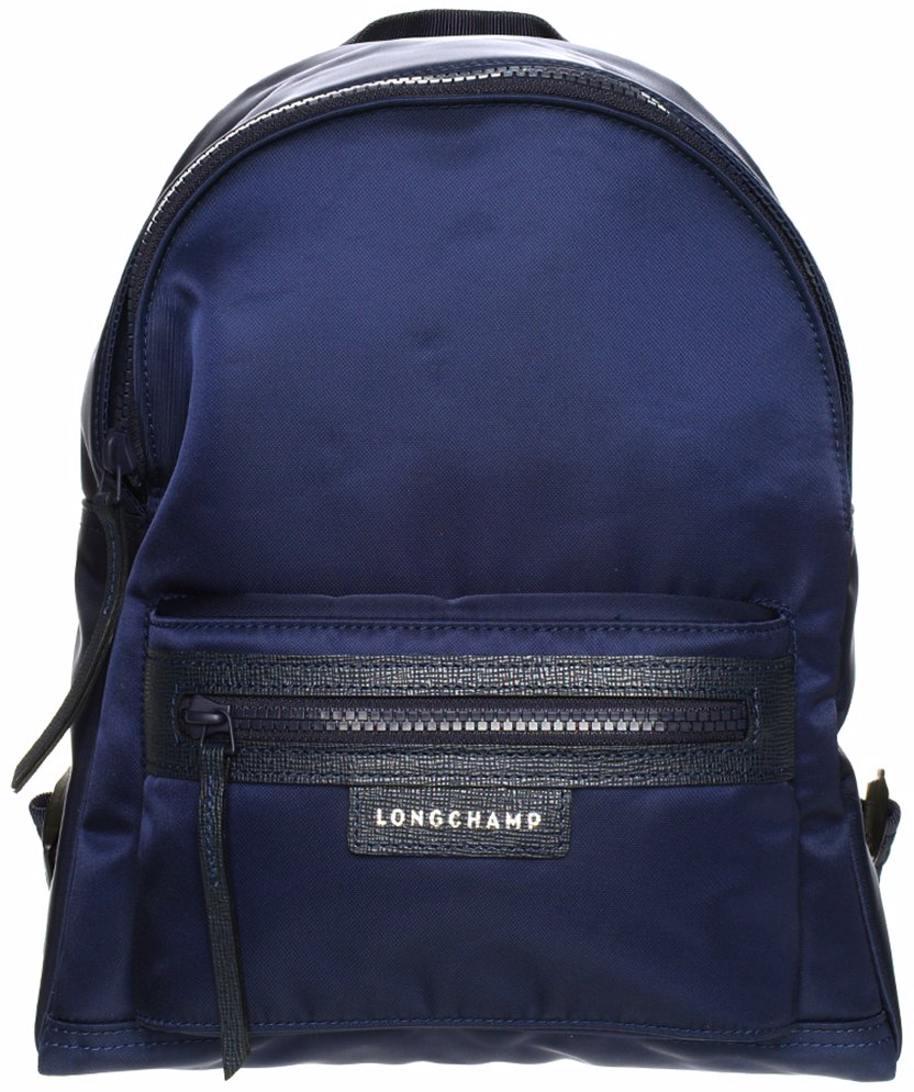 Preview with Zoom. Longchamp. Le Pliage Neo Backpack Small Navy Blue 8d2e92c32a367